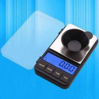 Wholesale 500g/0.1g Electronic Pocket Scale with Wide High Light LCD Display and Platform from china suppliers