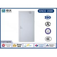 Wholesale Stable Bearing 1.5hr Insulated Fire Door Without Welding Point And Impact Sound from china suppliers