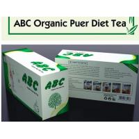 Wholesale Abc Organic Puer Diet Tea Safe Weight Loss Tea from china suppliers