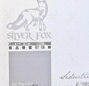 China Silver Fox Safe Female Libido Enhancer Sex Powder Sex Enhancer 12 Sachets/Pack Boiled  Nutritional Herbal Sex Powder on sale