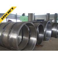 Wholesale Seamless Hot Rolled Forged Steel Ring Surface Treatment Black / Peeling / Polishing / CNC from china suppliers