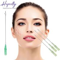Wholesale Facial Absorbable suture thread lift beauty korea 4D lifting cog PDO thread from china suppliers