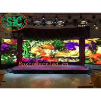 Wholesale RGB 3 In 1 Stage Background Led Display Big Screen High Definition Pixel Density 160000 from china suppliers