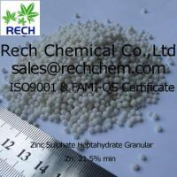 Wholesale Zinc Sulphate Heptahydrate/Zinc Vitriol from china suppliers
