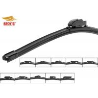 Wholesale Car Window Wiper Blades Flat Wiper Blade Leading Desgin Easy To Replacement from china suppliers
