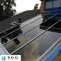 Wholesale Skylight canopy stair handrail balcony balustrade architectural safety glass processing fa from china suppliers
