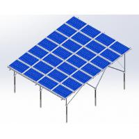 Wholesale Aluminum Solar Panel Mounting System Easy Installation PV Mounting Structures from china suppliers