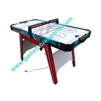 Wholesale High Quality 4FT Air Hockey Table Electronic Scorer Color Graphisc Design Wood Ice Hockey Table from china suppliers
