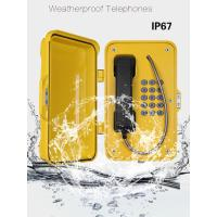 Wholesale Anti Vandal Industrial Weatherproof Telephone from china suppliers