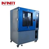 Wholesale 220V 50Hz IEC60529-2001 Dust Environmental Test Chamber from china suppliers