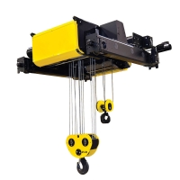 Wholesale 8m/Min Construction Overhead Single Girder Hoist from china suppliers
