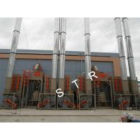 China Filtration System Blast Room Dust Collector / Industry Cyclone Dust Collector on sale
