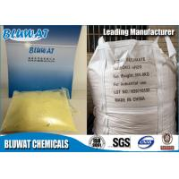 Wholesale Polymeric Ferric Aluminum Sulfate , Automobile Manufacturing Wastewater Chemicals from china suppliers