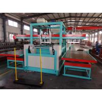 Wholesale Touch Screen Control Foam Food Container Machine Hydraulic Pneumatic Servo Drive from china suppliers