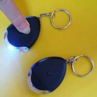 Wholesale Promotional Whistle Key Finder Keychains, Customized Logos are Accepted from china suppliers