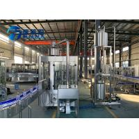 Wholesale Bottle Apple / Mango Fruit Juice Filling Machine High Technology More Efficient from china suppliers