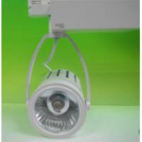 Wholesale newest design 40W CREE COB dimmable led track light black and white housing from china suppliers