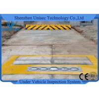 China Uvss Fixed model under vehicle search system , under vehicle scanner Waterproof Anti Shock on sale