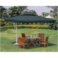 Wholesale Waterproof UV Protection  Side Post Aluminum Patio Garden Outdoor Parasol from china suppliers