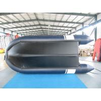 China 15 feet PVC or Hypalon zodiac inflatable boat for sale in V-shape on sale