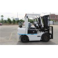 Wholesale 3m 4m Mast Small LPG Forklift Truck For Cargo Handling 2.5t / 1.5t / 2t from china suppliers