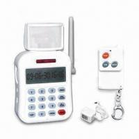 Wholesale Wireless Security/Safety Alarm System with Auto Dialer and Battery Low Indicator from china suppliers