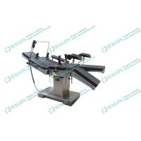 Wholesale Hospital Multi - function Electric Delivery surgery table Adjustable one year warranty from china suppliers