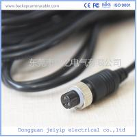 Buy cheap Customized 3 Pin Backup Camera Cable Extension Cable from wholesalers
