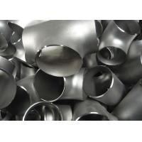 4 Stainless Steel Pipe Fittings 304 / 304L Butt Weld Fittings Tees ASME/ANSI B16.9