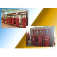 Single Zone 5.6Mpa Hfc227Ea Fire Suppression Systems For Cargo Hold
