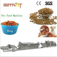Wholesale SUS 304 Multiple Capacities Pet Food Making Machine With Famous Brand Parts from china suppliers