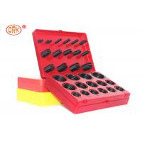 Wholesale Durable O Ring Kit Box - G AS568 Standard 30 Dimensions 382 Pieces NBR 70 Black from china suppliers