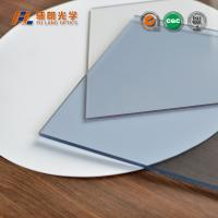 Wholesale Transparent Coloured Acrylic Sheet Cut To Size 21mm Thick , Prevent External Light from china suppliers