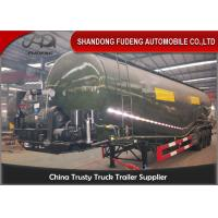 Wholesale V Type Middle-Density Cement Tanker Truck30-75CBM Loading Capacity from china suppliers