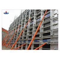 Wholesale Metal Construction Formwork System Reusable Concrete Formwork 60KN/M2 Working Load from china suppliers
