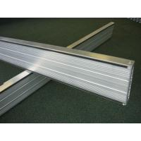 "Wholesale Heavy Duty 4' * 19"" Galvanized Scaffolding Aluminum Plank For Scaffold Accessories CE from china suppliers"