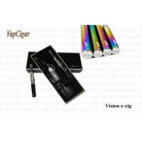Buy cheap Fullcolor 900 Puffs Vision E Cig / E Cigarette With 510 Thread 900 Puffs from wholesalers