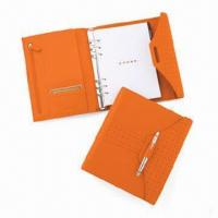 Wholesale Notepad, Includes Polished Chrome Cross Accessory Pen, OEM and ODM Orders are Welcome from china suppliers