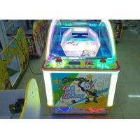 China Funny Tabletop Kids Air Hockey Table Games Amusement Park Machines 1 / 2 Player on sale