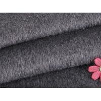 Wholesale Polyester Twill Fabric Organic Wool Fabric Long / Short Hair Customized Winter Coat from china suppliers
