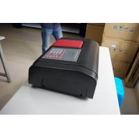 Quality Veterinary Drug Detection double beam uv vis spectrophotometer Pb with large LCD display for sale