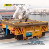 Buy cheap Motorized 10 Ton Heavy Duty Equipment Trailers With Climbing Function from wholesalers
