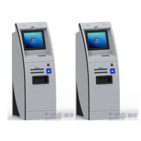 Wholesale Network Barcode Reader Payment ATM Kiosk With Touch Pad Use In Shopping Mall from china suppliers