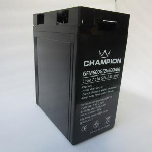 Wholesale Solar Power Stations 2v 600ah Deep Cycle Lead Acid Battery from china suppliers
