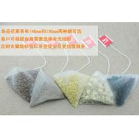 Wholesale OEM flower fruit herbal health tea triangle teabag from china suppliers