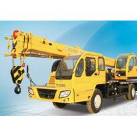 Wholesale 2017 XCMG official QY12B.5 12ton crane mobile crane truck crane from china suppliers