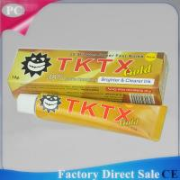 China 10g TKTX38% Anaesthetic No Pain Numb Cream Painless  Pain Stop Cream Pain Relief Cream For Tattoo Permanent Makeup on sale