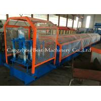 China 80-300 C U Purlin Cold Metal Roll Forming Machine Steel Frame 8-12m/Min on sale