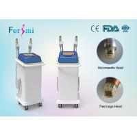 Buy cheap OEM service offer adjustable max 48 joule precise high energy delievry microneedle fractional rf micro needle machine from Wholesalers