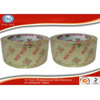 Wholesale OEM Printed Single Sided Crystal Clear Packing Tape For Carton Sealing from china suppliers